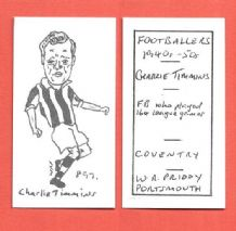 Coventry City Charlie Timmins 897